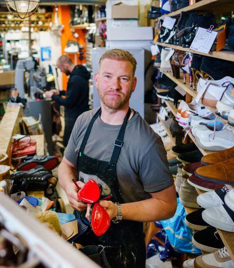 Schoenen weggooien? 'Dief van je portemonnee als je niet naar de maker gaat'