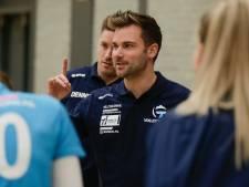 Trainer Dirk Sparidens verlaat Volley Tilburg voor een avontuur in de Achterhoek