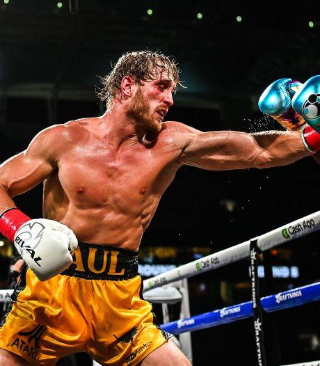 Arnold Vanderlyde over Logan Paul: 'Hij mag mij eens uitdagen, in drie rondes ben ik klaar met hem'