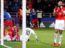 Dieptepunt Benfica: na vijf duels nog puntloos