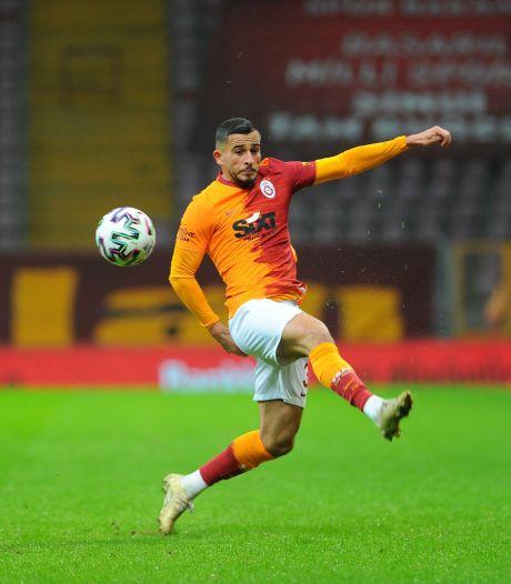 Un joueur de Galatasaray gravement blessé au visage par un feu d'artifice
