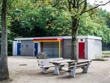 Kiosk Philips van Lenneppark in Eindhoven gered