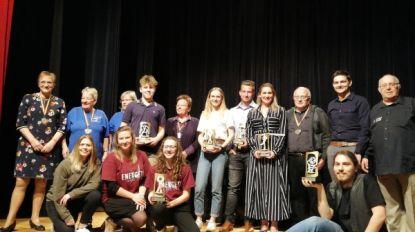 De Sportlaureaten 2018 Kortenaken zijn bekend