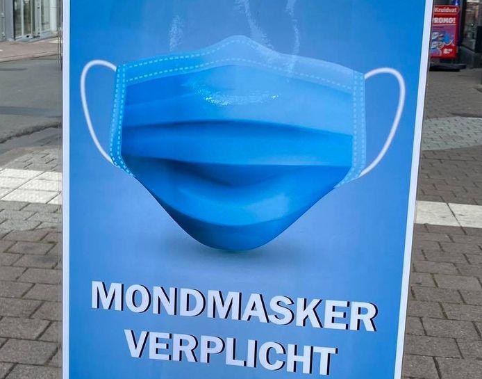 De mondmaskerplicht wordt versoepeld in Zottegem.