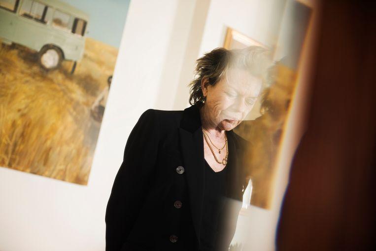 Connie Palmen: 'Nee is mijn lievelingswoord.' Beeld Sanne De Wilde