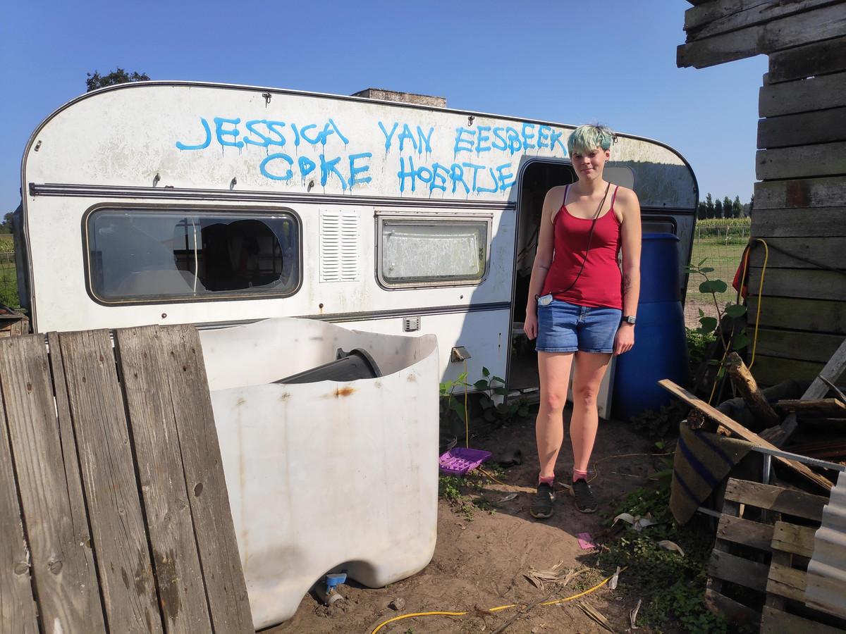 Nathalie Van Hecke (23) kent Jessica niet persoonlijk.