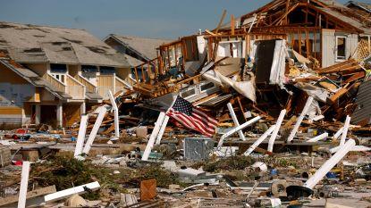 """""""Orkaan Michael heeft enorme vernietigingen aangericht. Veel families hebben alles verloren"""""""