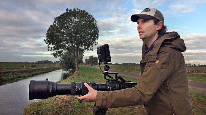 Stijn Philips maakt natuurfilms