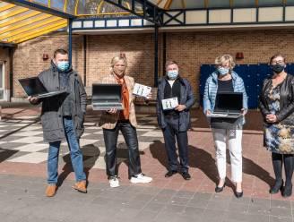 Stad Sint-Truiden koopt laptops en digicheques aan voor kwetsbare gezinnen in coronatijden