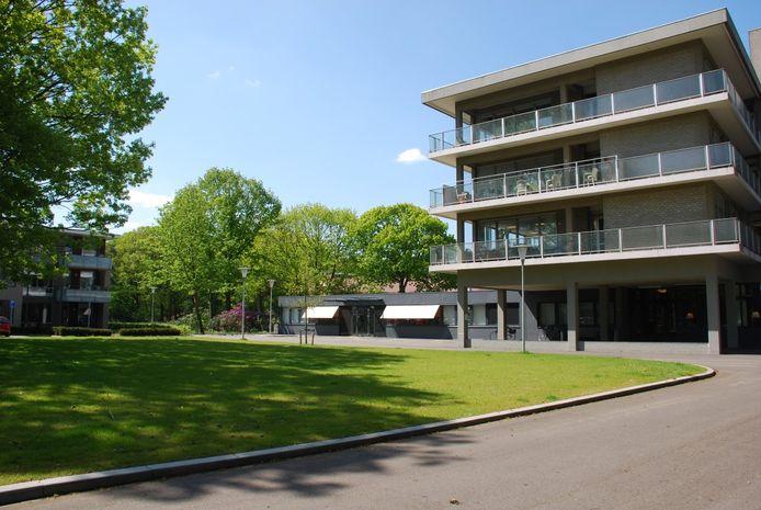 Op de derde verdieping van dit hoofdgebouw van Mariaoord komen de ondersteunende diensten van Vivent.