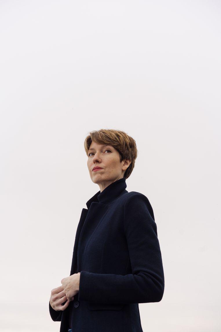 Sarah Ramey, auteur van 'Het handboek voor vrouwen met mysterieuze kwalen'. Beeld Lexey Swall