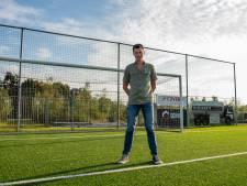 Keeper René van Hemel maakt plaats onder de lat voor de nieuwe generatie, afscheid met een 'reünie'