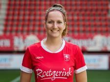 FC Twente Vrouwen alleen aan kop na ruime zege in Barendrecht