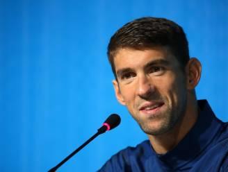 "Phelps: ""Gehuild omdat ik vlag mag dragen"""