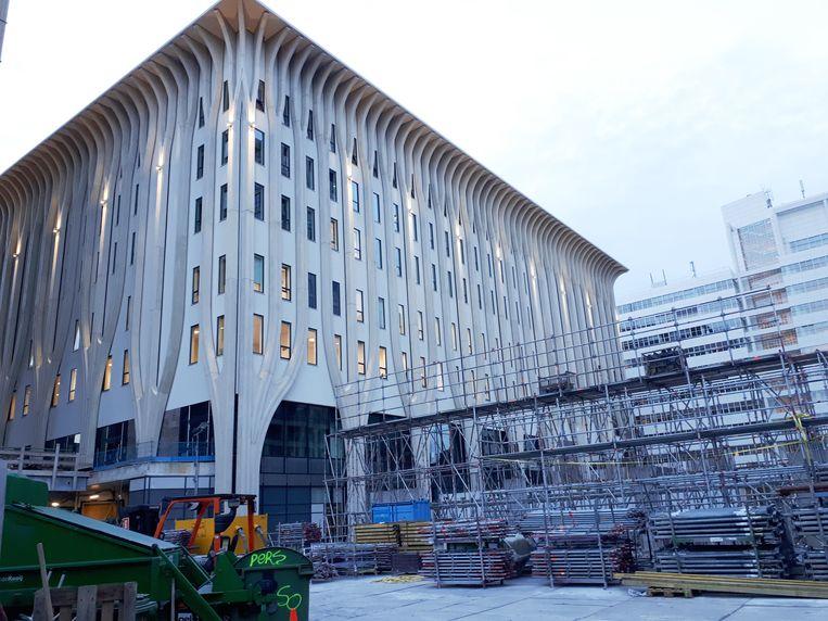 Cultuurcomplex Amare in Den Haag. Beeld
