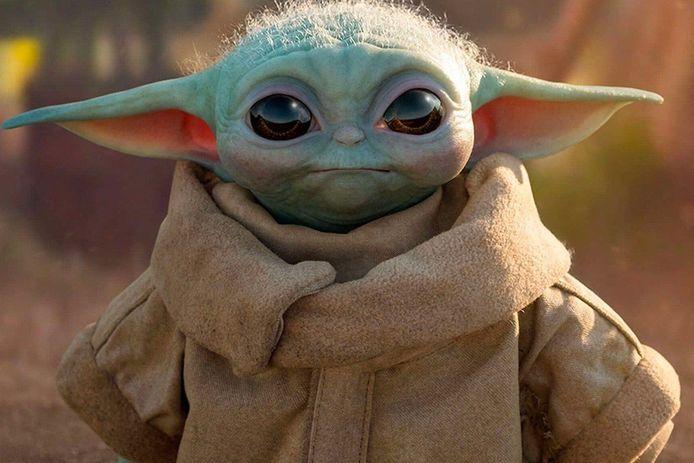 Baby Yoda is mee verantwoordelijk voor de grote stijging.