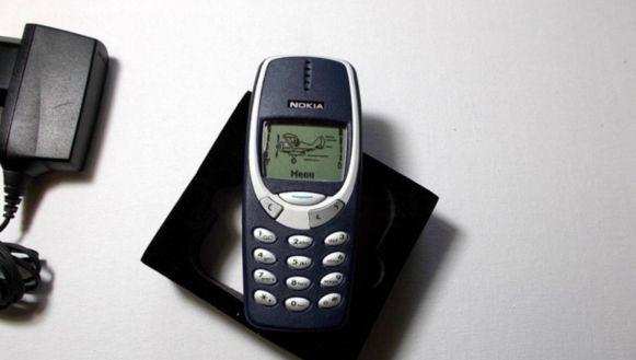 Er is veel vraag naar de originele Nokia 3310 op tweedehandssites als 2dehands.be.