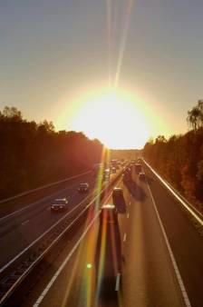 Aantal 'snelweglopers' is verdubbeld, vooral op de A58 is het vaak prijs