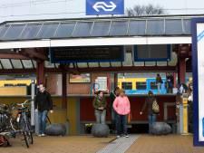 Treinen rijden weer na aanrijding bij Wolfheze