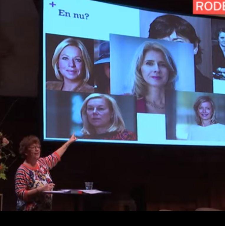 Monique Leyenaar: dit zijn de kandidaten. Beeld Ariejan Korteweg