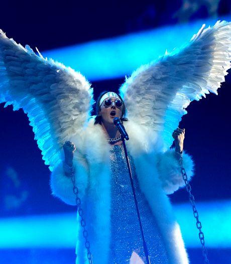 Noorwegen wint prijs voor slechtst geklede deelnemer op songfestival