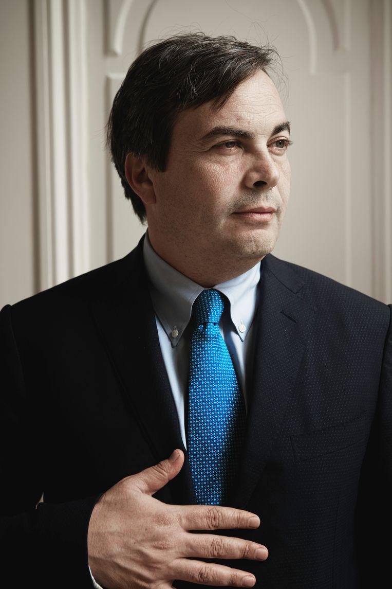 Vincenzo Amendola. Beeld Kiki Groot