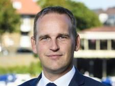 Burgemeester op tournee: Bram van Hemmen verkent zijn nieuwe gemeente