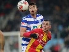 Seuntjens behoedt De Graafschap voor nederlaag tegen Go Ahead Eagles