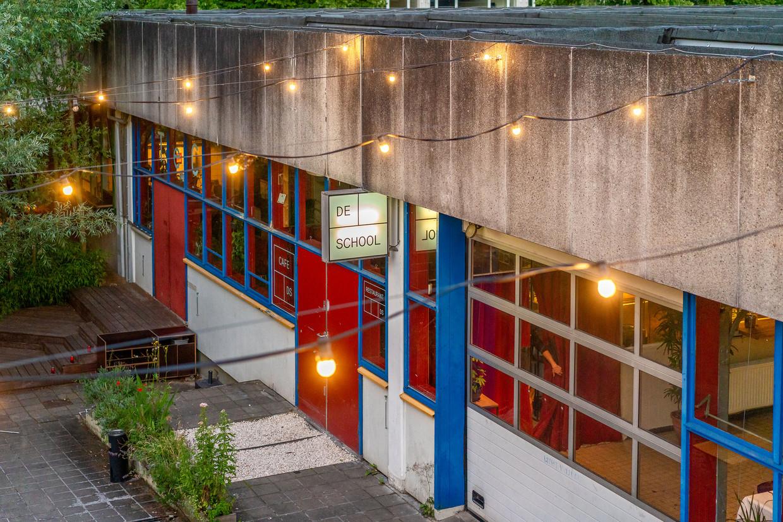 De School in Amsterdam Beeld Matthijs Immink