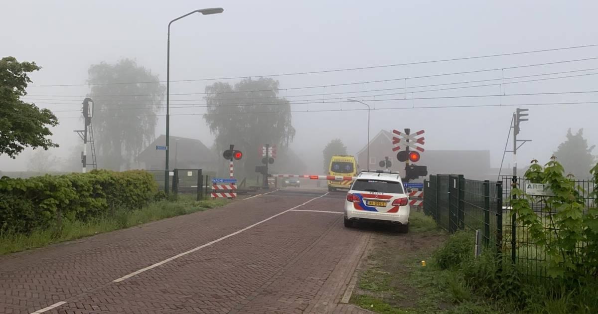 Geen treinen tussen Oss en Den Bosch vanwege aanrijding.