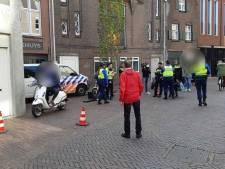 Politie deelt bij verkeerscontrole in Den Bosch meer dan veertig boetes uit