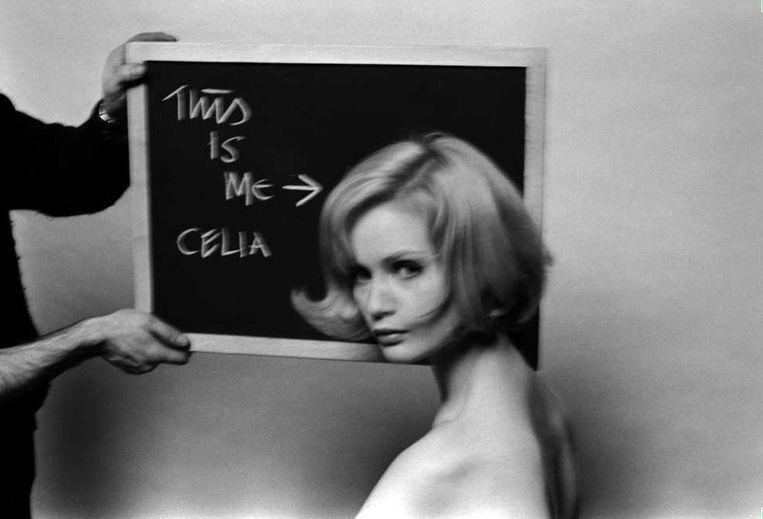 Celia. Beeld Terence Donovan Archive
