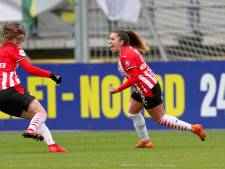 PSV kan zonder Joëlle Smits niet winnen van ADO Den Haag