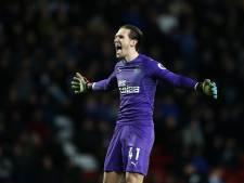 Newcastle United met schrik vrij bij Blackburn Rovers