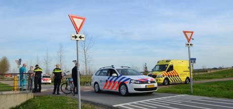 Fietsster gewond bij aanrijding in Elst