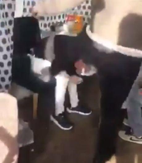 Uitzendbaas schopt en slaat arbeidsmigrant op uitgelekte video: 'Verschrikkelijk om te zien'