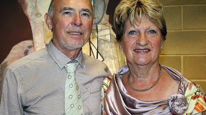 Herman en Dannielle vieren gouden huwelijk