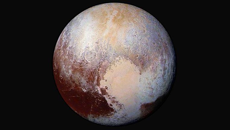 Pluto. Beeld Reuters