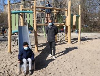 Speelvogels Kruidtuin kregen nieuw speeltuig