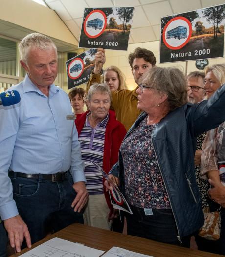 Beerzerveld protesteert tegen megastalplannen van varkenshouder Schuttert: eens zullen ze het niet worden
