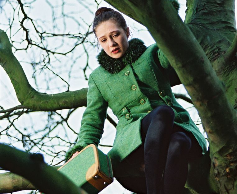 Carice Van Houten in Minoes. Beeld Martine Rasing