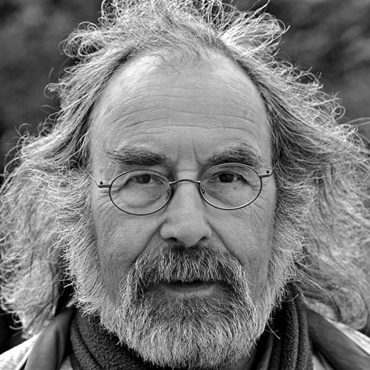 Ulli Jessurun d'Oliveira, jurist en letterkundige Beeld Klaas Koppe