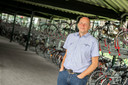 Vincent Wolters is hoofd handhaving van de gemeente Enschede.