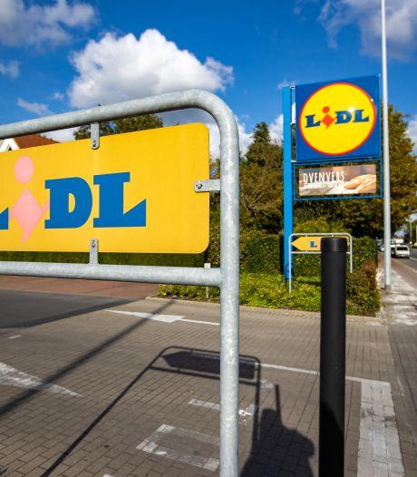Concertation prévue lundi chez Lidl, les magasins devraient rester fermés d'ici là