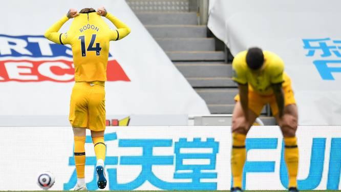 Tottenham, zonder Alderweireld, geraakt niet voorbij Newcastle en verliest dure punten in strijd om Europees voetbal