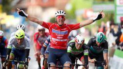 Ex-wereldkampioen Pedersen sprint naar zege in BinckBank Tour, Philipsen tweede