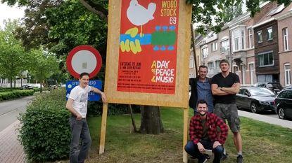 Viva Foundation laat Woodstock herleven in Van Gervenstraat