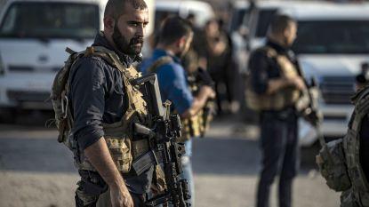 """Koerdische milities """"bevriezen"""" operaties tegen terreurgroep IS"""