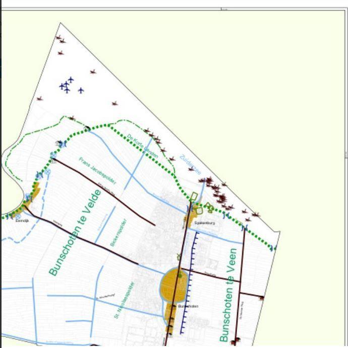 Op een kaart zijn vindplaatsen van het vliegtuig en schepen ingetekend.