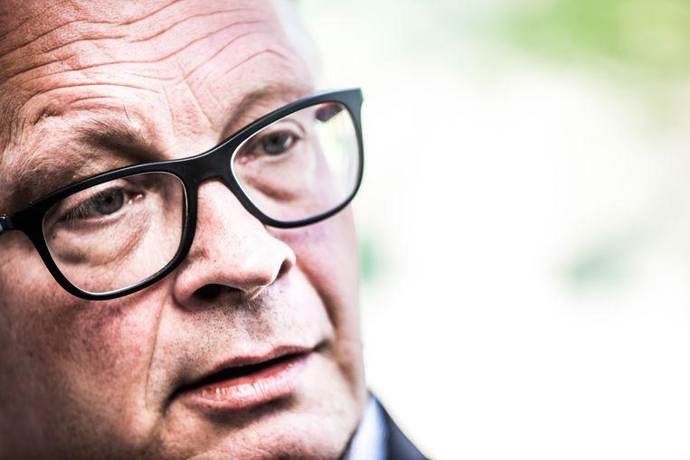 Haalt PVDA een eerste sjerp binnen onder Peter Mertens? Beeld BAS BOGAERTS